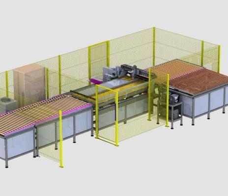 welding line TPA (Salvagnini)